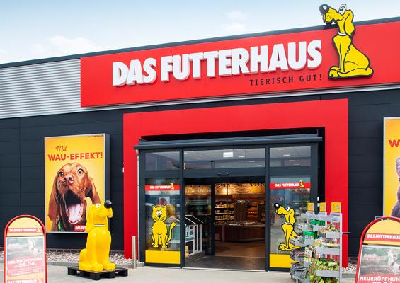 DASFUTTERHAUS Eröffnung Buxtehude