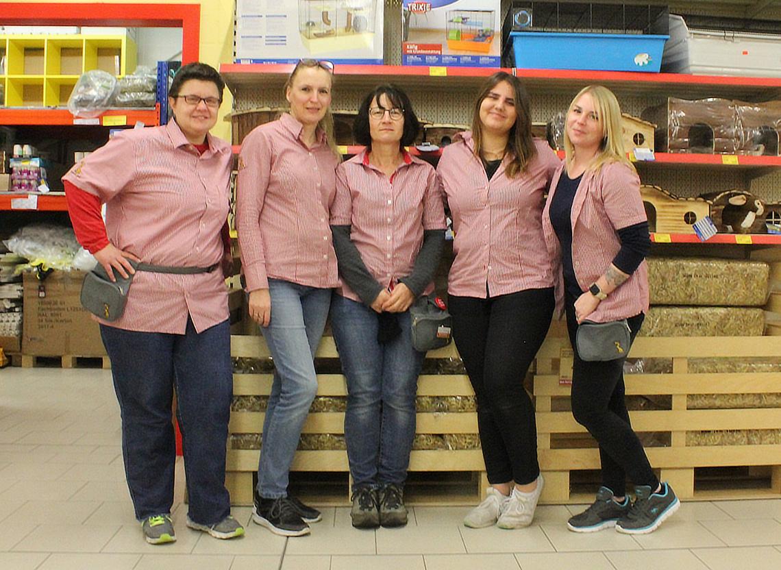 Ihr DASFUTTERHAUS-Team Heinsberg