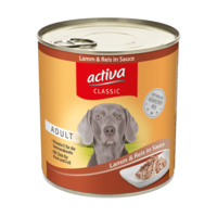 activa CLASSIC Hund Adult Nassfutter