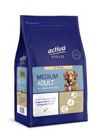 activa GOLD Trockennahrung Hund Medium Adult Geflügel