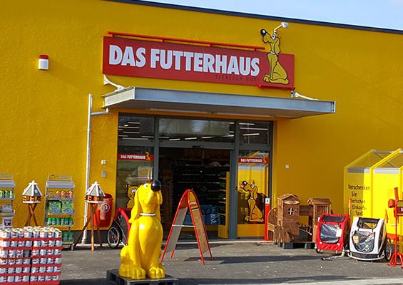 DASFUTTERHAUS in Monschau