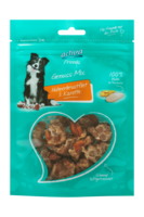 activa Friends Genuss Mix Hühnerbrustfilet & Karotte Snack für Hunde
