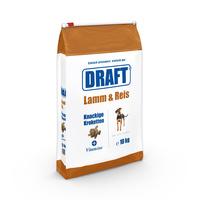 Hund Trockennahrung Lamm Reis