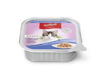activa CLASSIC Katze Adult Lachs in Tomaten-Kräuter-Sauce