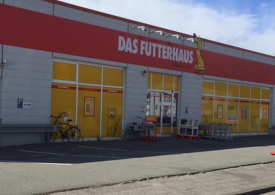 DASFUTTERHAUS in Lübeck (Ratzeburger Allee)