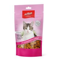 activa CLASSIC Katze Knusperkissen mit Geflügel