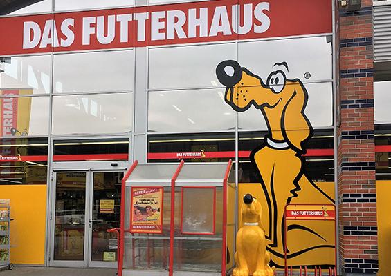DASFUTTERHAUS in Hamburg-Lokstedt