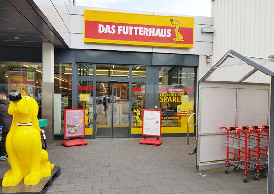 DASFUTTERHAUS in Hamburg-Billstedt
