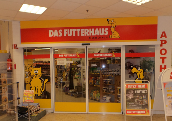 Futterhaus Kiel-Dietrichsdorf