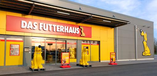 [Translate to Österreich:] FUTTERHAUS Markt finden