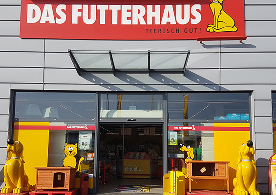 DAS FUTTERHAUS in Petersberg