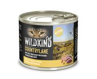 Katze Nassnahrung Kitten Countrylane Truthahn Ente