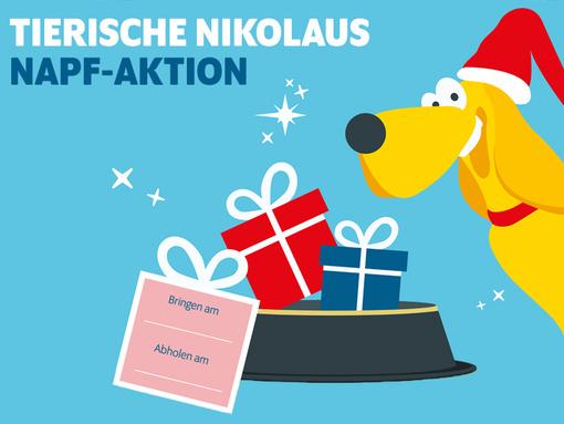 DAS FUTTERHAUS Nikolaus-Aktion