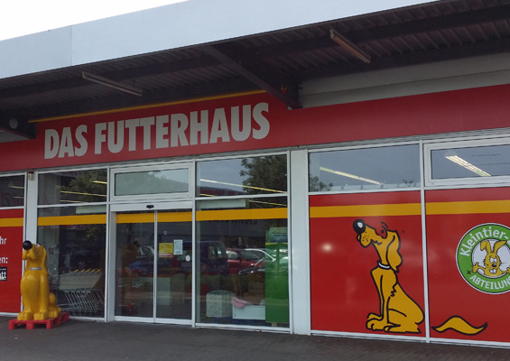 Futterhaus Rostock Timmermannsstrat
