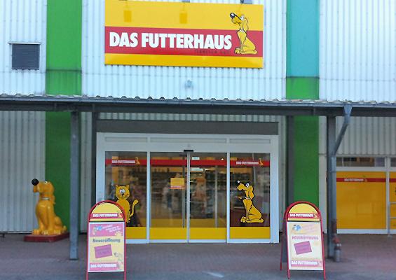 DasFutterhaus in Wuppertal (Mauerstraße)