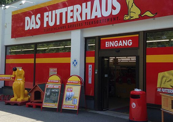 DASFUTTERHAUS in Berlin Adlershof