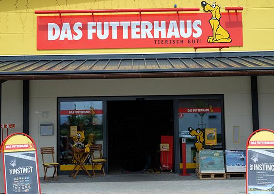 Futterhaus Wielenbach