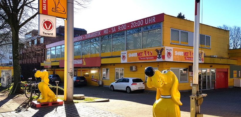 DAS FUTTERHAUS in Hamburg Stellingen