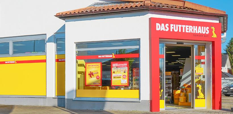 DAS FUTTERHAUS in Nidda