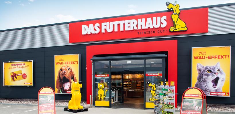DAS FUTTERHAUS Eröffnung Buxtehude