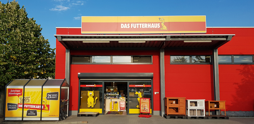 Futterhaus Berlin Reinickendorf Waldstrasse