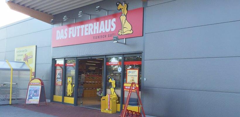 DAS FUTTERHAUS Wees