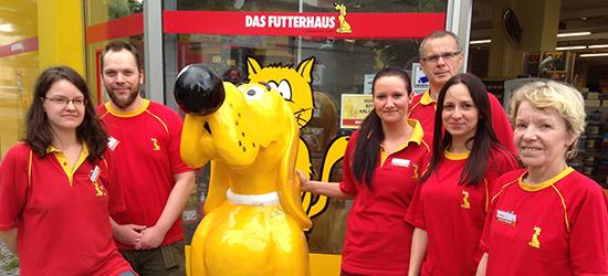 Ihr Futterhaus Team in Berlin-Neukölln