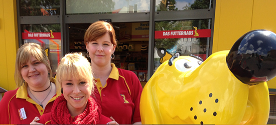 Ihr Futterhaus Team in Berlin-Schöneweide