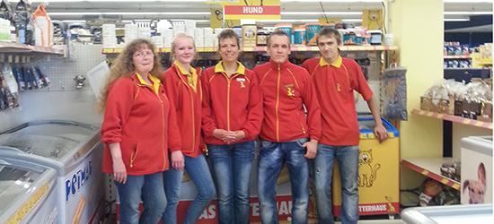 Ihr Futterhaus Team in Mettmann