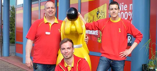 Ihr Futterhaus Team in Waren (Müritz)