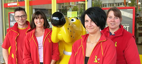 Ihr Futterhaus Team in Fürth