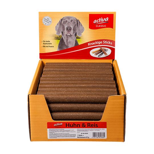 activa classic Hund Snack