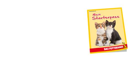 Starterpass für Ihre Katze