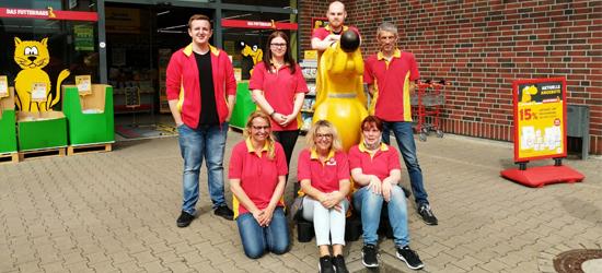 Team von DasFutterhaus Salzgitter Bad