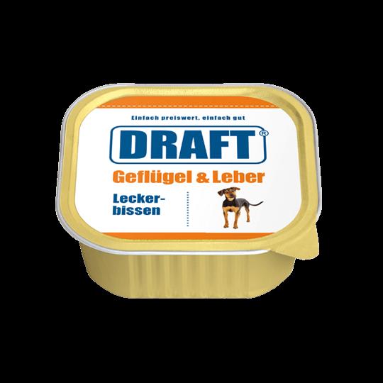 DRAFT Hund Geflügel-Leber