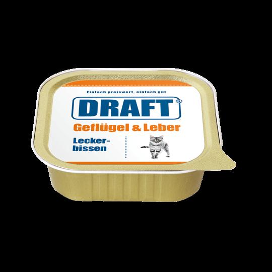 DRAFT Katzennassnahrung Gefluegel-Leber