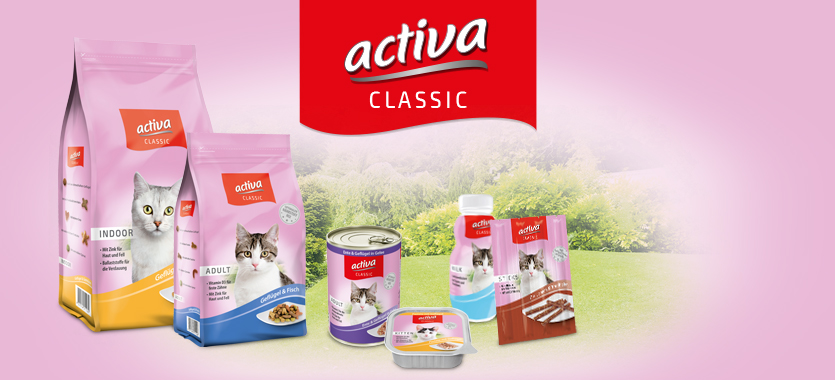 activa Classic Katzenfutter