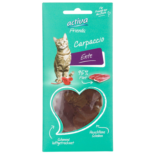 activa Friends Carpaccio Ente 10g