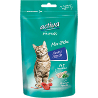 activa-Friends-Katze-Mini-Sticks-Forelle-petersilie-55g