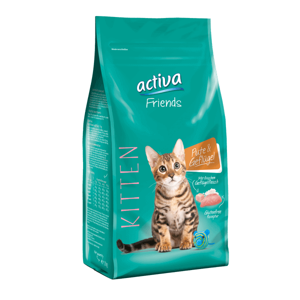 activa Friends Kitten