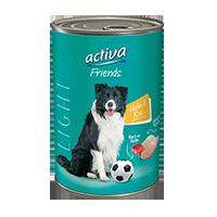 activa Friends Hund Light Huhn Reis