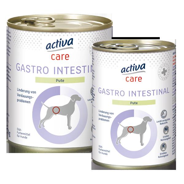 activa care Hund Nassnahrung Adult GASTRO INTESTINAL