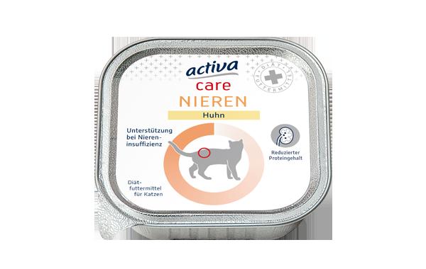 activa care Katze Nassnahrung Nieren