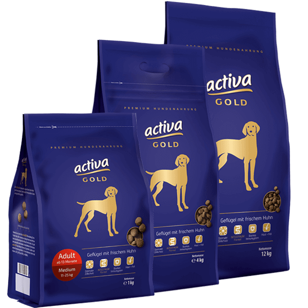 Activa Gold Adult