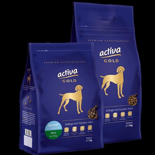 Activa Gold Trockenfutter
