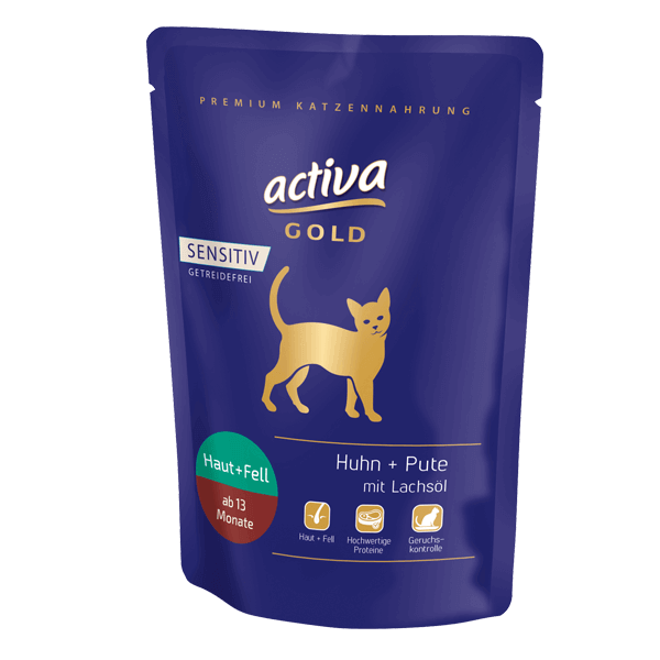 Activa Gold Sensitiv Pouch H F