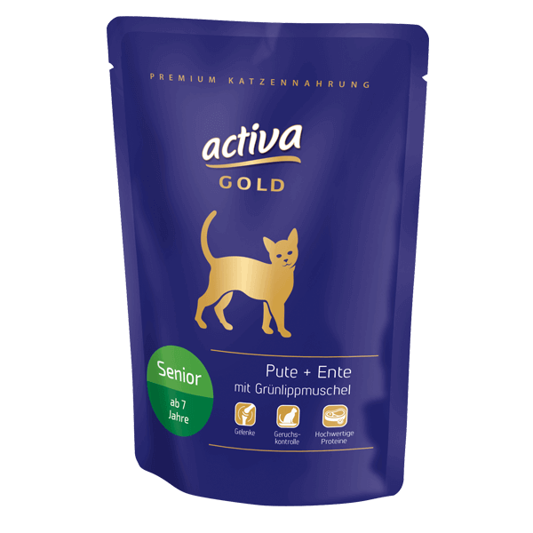 Activa Gold Pouch Senior