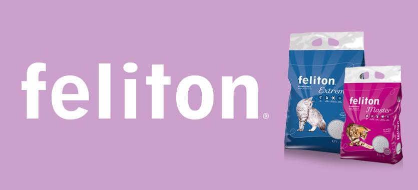 feliton Premium Katzenstreu DAS FUTTERHAUS