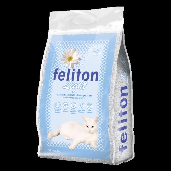 Katzenstreu feliton Light