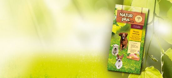 Natur plus Hundefutter bei DAS FUTTERHAUS